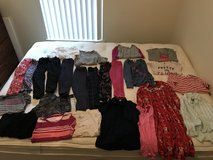 Clothes for girls 6/7 in Vista, California