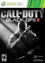 black ops 2 xbox 360 works with the xbox 1 aswell in Fort Leonard Wood, Missouri