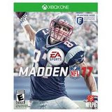 madden 17 xbox 1 in Fort Leonard Wood, Missouri