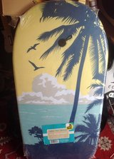 Boogie board in Yucca Valley, California