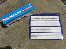 5th Grade Common Core Standard Cards in Okinawa, Japan