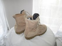 Gore-tex boots in Ramstein, Germany