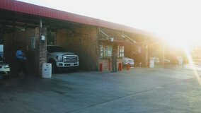 Wendy's Car Wash in League City, Texas