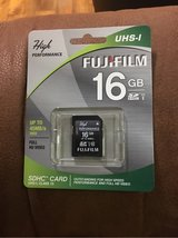 SDHC Card (FujiFilm) 16G in Okinawa, Japan