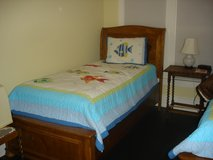 Twin Sleigh Bed by Ashley in Beaufort, South Carolina