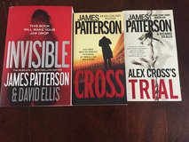 James Patterson 3 books new in Ramstein, Germany