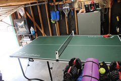 EastPoint Sports 15mm Fold-n-Store Table Tennis Table in Alamogordo, New Mexico