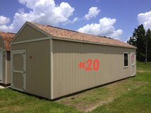 12x32 Utility Shed Storage Building REDUCED!! in Moody AFB, Georgia