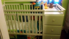 Crib good condition in Warner Robins, Georgia
