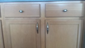 Cabinet hardware door pulls in Naperville, Illinois