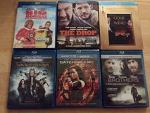 Assortment Of blue ray Movies in Warner Robins, Georgia