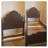 Two twin bed frames in Vacaville, California