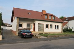 Nice big house / apartment 3 bedrooms 132 sqm = 1420 sft / Garage / Pets are welcome! Free from ... in Spangdahlem, Germany