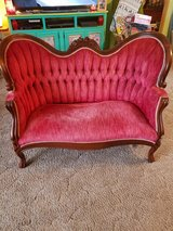 Antique Love Seat in Fort Campbell, Kentucky