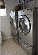 Washer and Dryer with drawers in The Woodlands, Texas