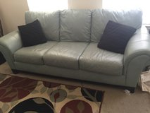 Leather Ashley Furniture Sofa in Spring, Texas