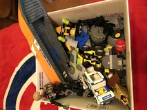 Box of Lego in Glendale Heights, Illinois