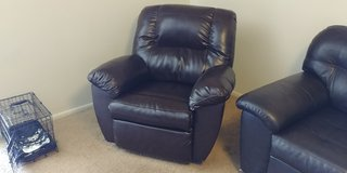 REDUCED PRICE! Artificial Leather Recliner in Alamogordo, New Mexico
