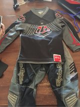 Troy lee designs youth jersey and pants in 29 Palms, California