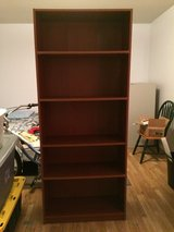 Brown Bookcase in Fort Leonard Wood, Missouri