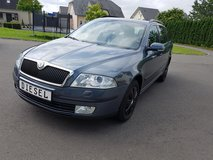 2007 VW SKODA OCTAVIA TDI TURBO DIESEL*NEW INSP. voll option in Spangdahlem, Germany