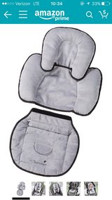 LIKE NEW - Summer Infant 2-in-1 Snuzzler PiddlePad Infant Support for Car Seats and Strollers in Vacaville, California