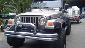 2005 Jeep Wrangler Rubicon in Fort Campbell, Kentucky