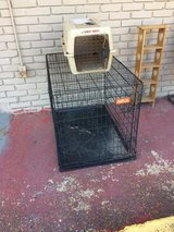 Large Dog Kennel Crate in Leesville, Louisiana