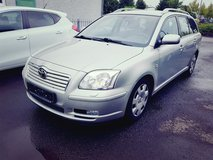 2006 TOYOTA AVENSIS *STATION WAGON *NEW INSPECTION in Spangdahlem, Germany