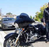 2015 Harley Street Glide at trade in value. in San Clemente, California