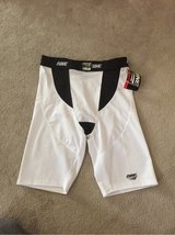 BRAND NEW baseball/soccer compression shorts (S) in Kingwood, Texas