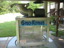 Snow Cone Machine in Beaufort, South Carolina