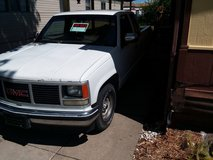 92 GMC Solid Work Truck in Fort Riley, Kansas