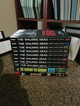 The Walking Dead, Horror, Zombie books of comics in Fort Polk, Louisiana