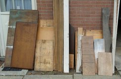 Assorted Scrap Wood in Lockport, Illinois
