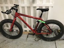 Salsa Mukluk Fat Bike in Glendale Heights, Illinois