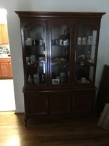 Cherry China Cabinet in Fort Leonard Wood, Missouri