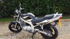 Suzuki Gs500 in Lakenheath, UK