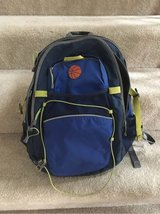 Sharp Lands End book bag w basketball appliqué! in Lockport, Illinois