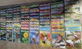 Lot of 80 Birds & Blooms Magazines-1996-2009 in 29 Palms, California