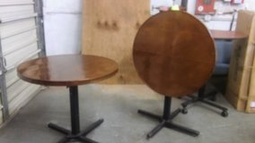 5 Copper Top High Boy Tables in Naperville, Illinois