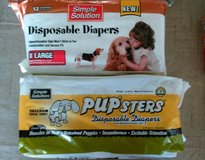 Dog diapers in Bartlett, Illinois