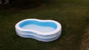blow up swimming pool in Lockport, Illinois