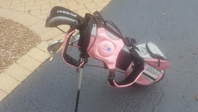 Girl's U.S. Kids Golf clubs in Glendale Heights, Illinois
