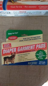 Dog Diaper pads in Bartlett, Illinois