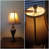Table Lamps x2 in Shorewood, Illinois