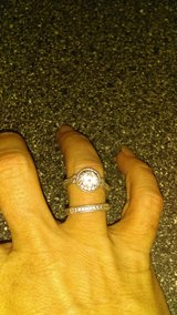 3.5+ carat wedding ring set in Fort Campbell, Kentucky