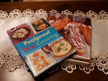 cook books  Thai and gourmet 2002 in Grafenwoehr, GE