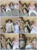 Porcelain doll bundle in Fort Campbell, Kentucky