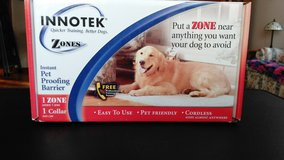 Inotek Zone indoor pet proofing barrier in Bartlett, Illinois